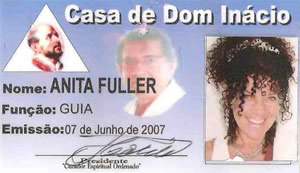 Anita Fuller - Official Guide Casa de Dom Inacio